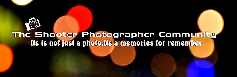 The Shooter Photographer Community