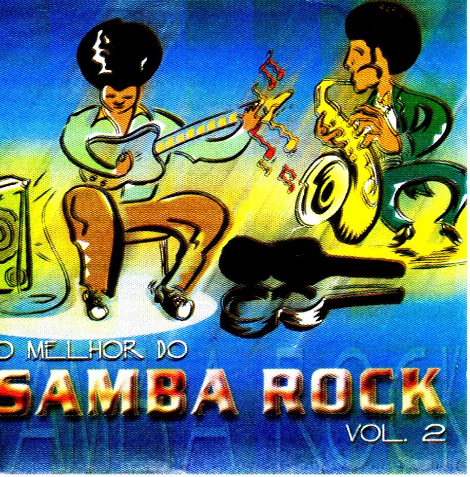 O Melhor do Samba Rock Vol. 2