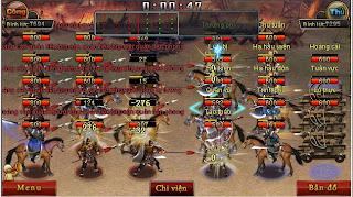 Giới thiệu chung về game Tào Tháo
