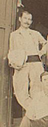 André HUREAU - Charpentier de marine sur la base d'hydravions de Dakar (Sénégal) 1918 1919