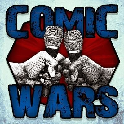 Comic Wars @ Arcade!