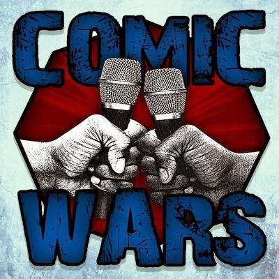 Comic Wars @ Arcade!