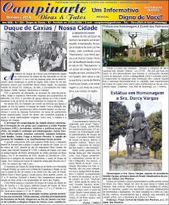 Campinarte Dicas e Fatos / Edição 254 / Out.. 2018