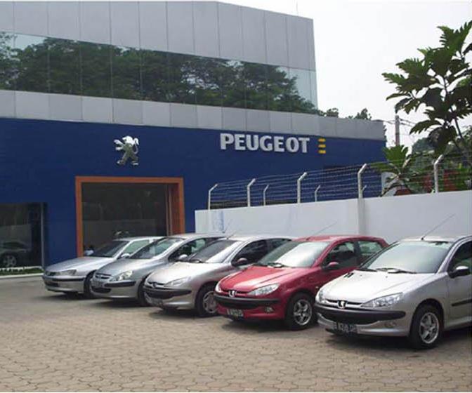 Body Repair, Service, SparePart & Peugeot Authorized