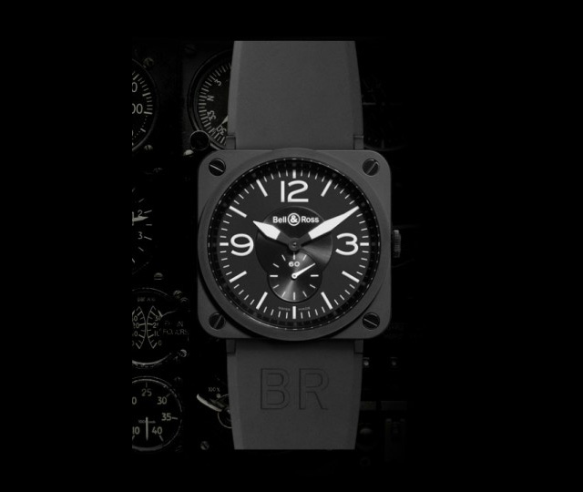 Bell & Ross BR S Steel and Heritage Collection
