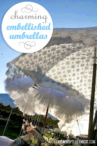 EMBELLISHED UMBRELLAS