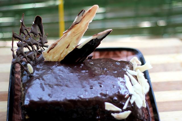 Paris Opera Cake