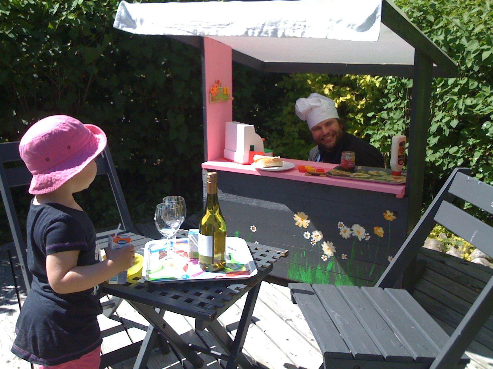 Cattis och Eiras Trädgårdsdesign: Barn i trädgården. Skapa en ...