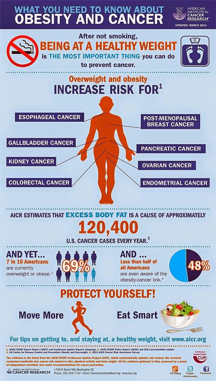 obesiti dan kanser