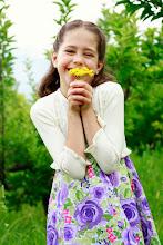 Leah, age 8