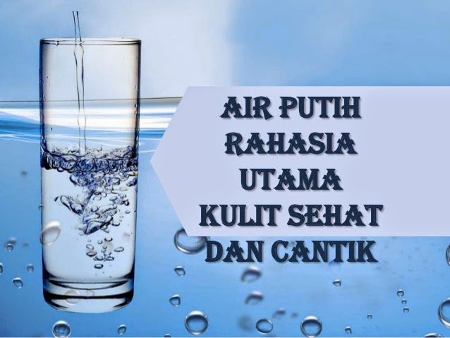 Sehat berawal dari air yang anda pakai