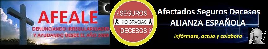 A F E A L E - AFECTADOS - SEGURO DECESOS -