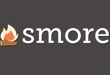 Smore icon for website. This will take visitors to smore website.