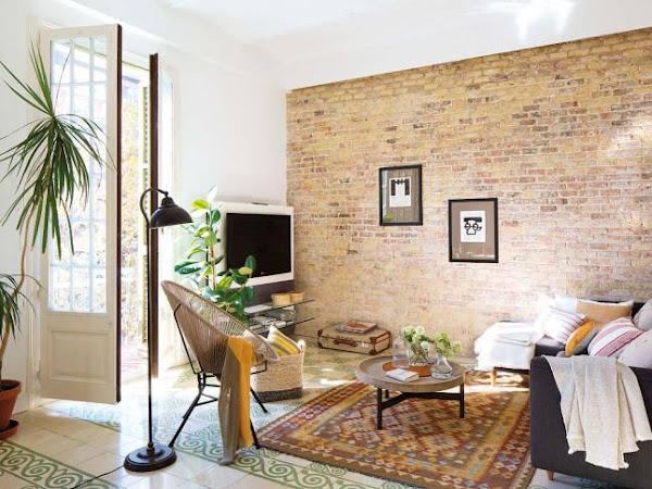 Mezcla de estilos decorar tu casa es - Decorar piso antiguo ...