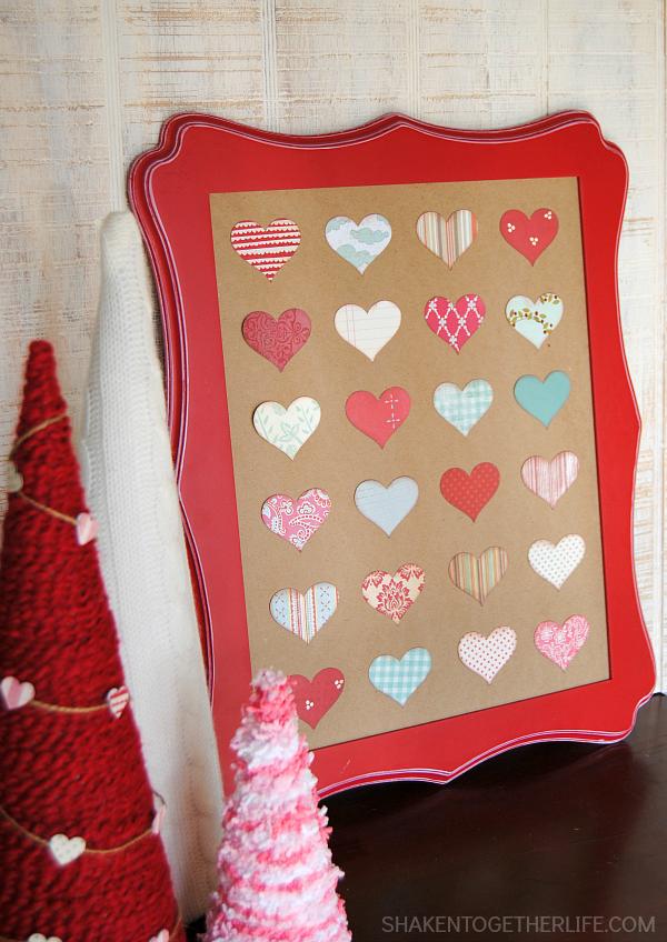 Easy Valentine Heart Specimen