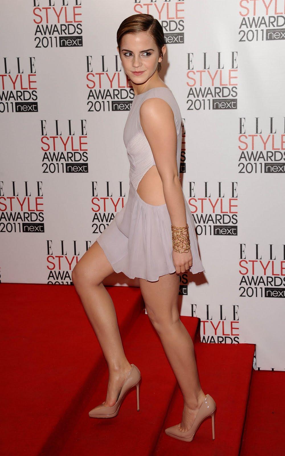Emma Watson High Heel Shoes Fake Photos