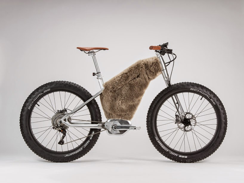 M.A.S.S. Bicicletas Electricas por Philippe Starck