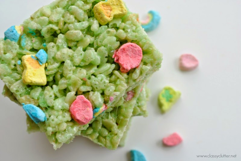 Lucky Eats & Treats for St. Patrick's Day