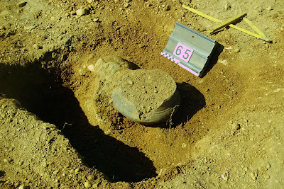 Roman period urn grave found in Poland