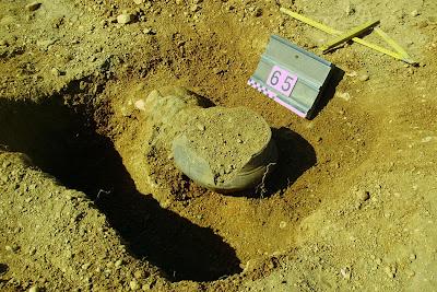 Roman period urn grave found in Poland