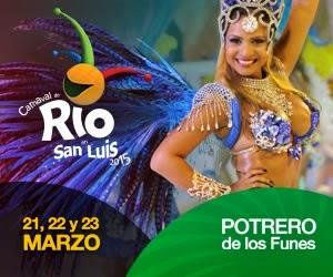 RIO EN SAN LUIS