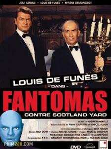 Fantomas Chôm Chỉa Ở Scotland