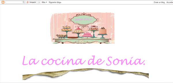 La Cocina de Sonia