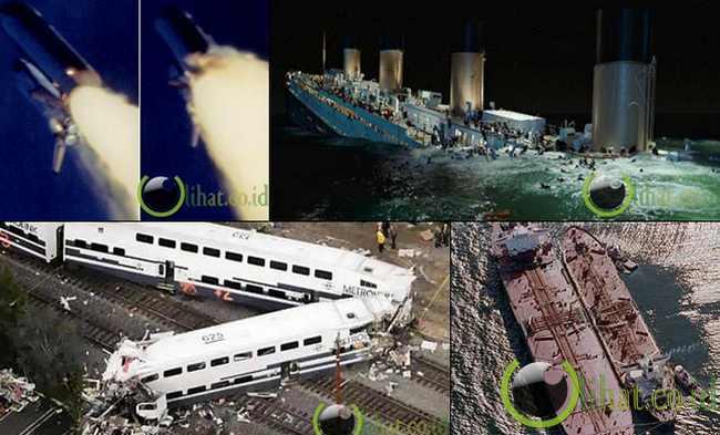 10 Peristiwa Kecelakaan Termahal dan Terparah di Dunia