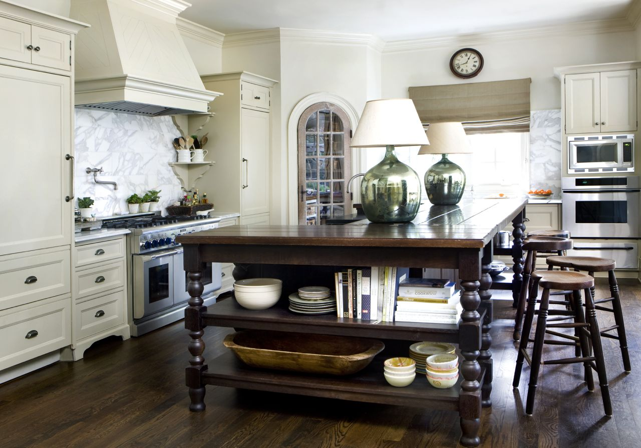 houzz tammy connor interior design - Kitchen Table Lamp