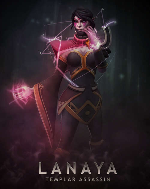 Dota 2 Build Dota 2 Templar Assassin Build Guide
