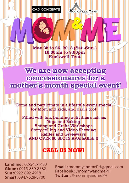 Mom and Me Event