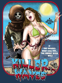 Killer Waves (2016) HD