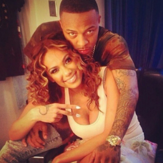 Erica Mena and Bow Wow relationship is not real