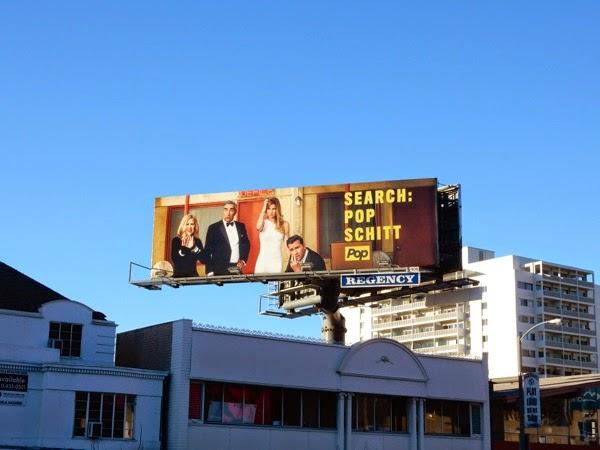 Search Pop Schitt teaser billboard