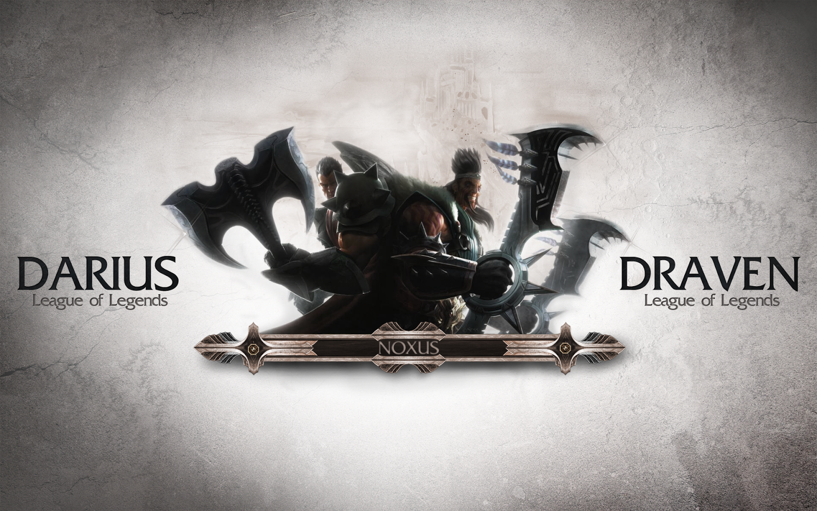 League of Legends wallpaper by deSess on deviantART