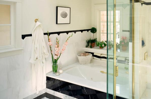 Cura Para Baño Feng Shui:tu cuarto de baño con plantas sanas flores naturales cuadros de