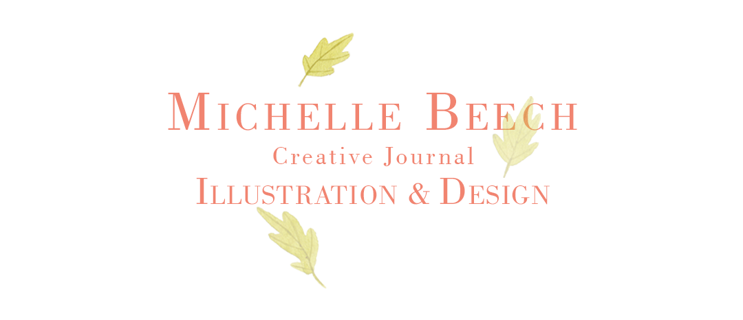 Michelle Beech Illustration Blog