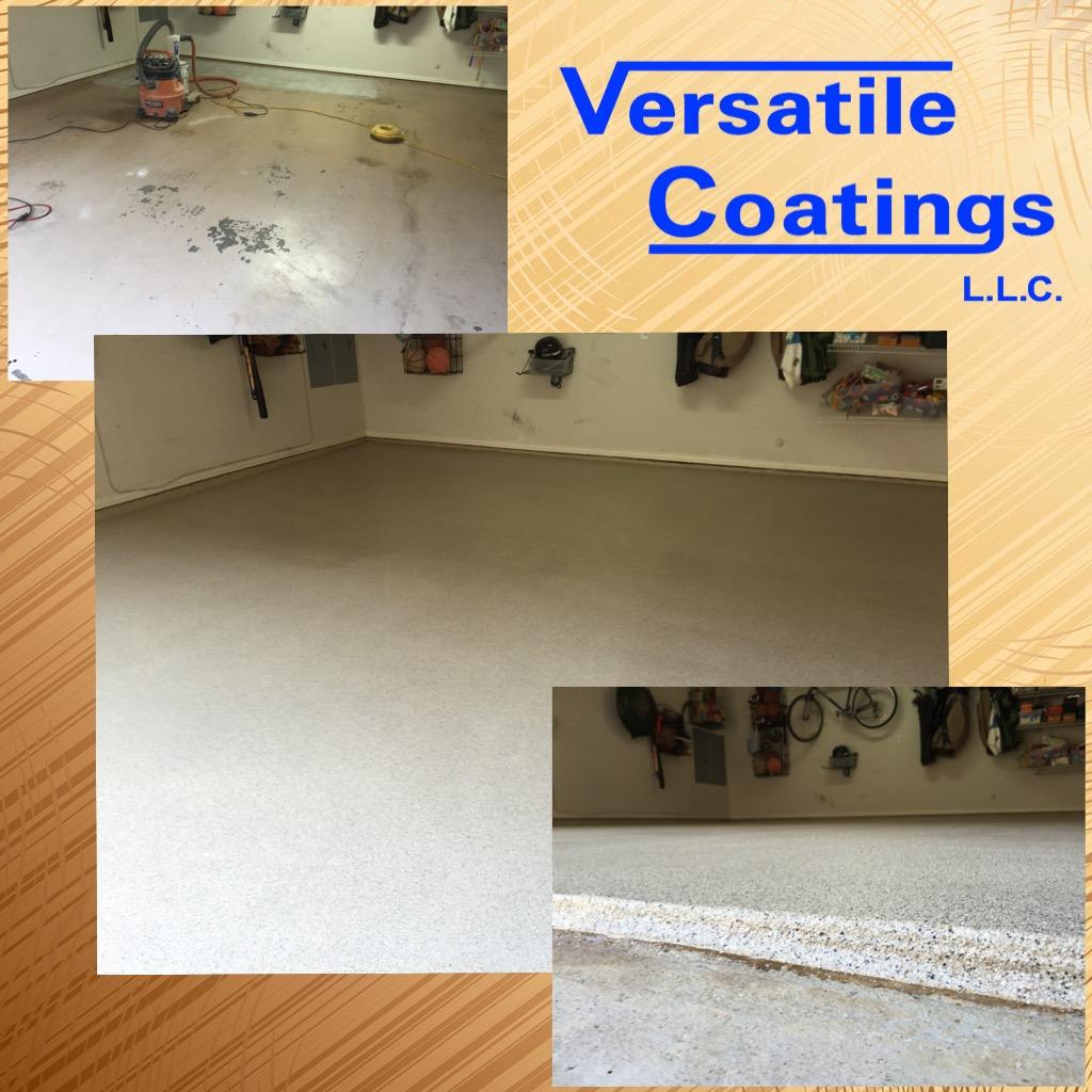 Epoxy floor coatings epoxy garage floor coating dallas for Versatile garage floors