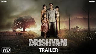 Drishyam Trailer | English Subtitles | Starring Ajay Devgn, Tabu & Shriya Saran Youtube HD