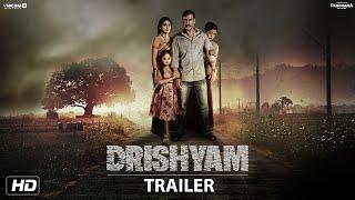 Drishyam Trailer | English Subtitles | Starring Ajay Devgn, Tabu & Shriya Saran Youtube HD