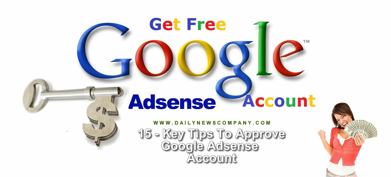 5 gợi ý để cải thiện thu nhập từ google adsense