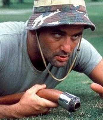 Caddyshack I m fairly sure the main reason this film is remembered as a  comedy classic - by me at least - is because of Murray s breakthrough role  as the ... 39d2782a62c