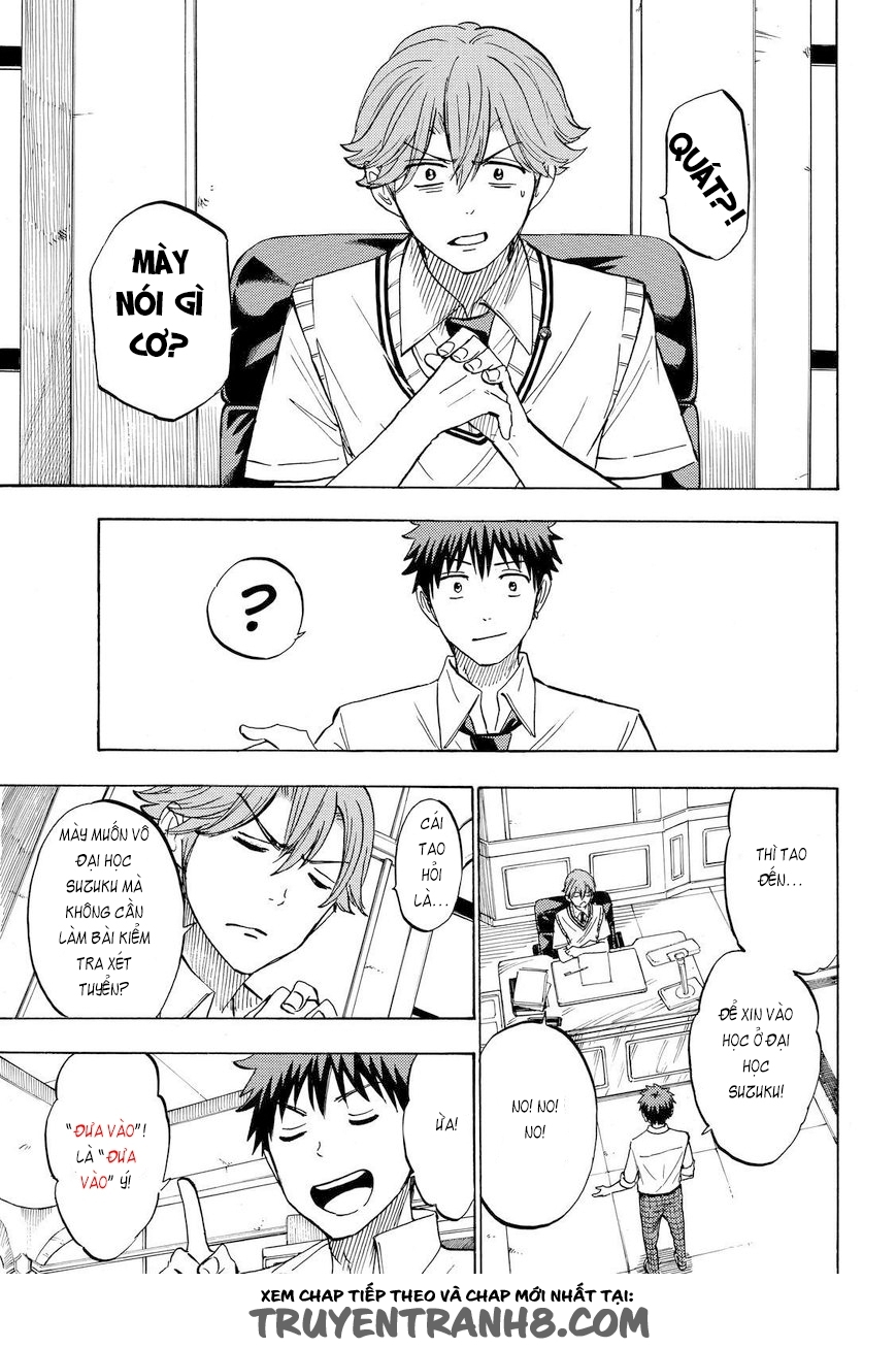 Yamada kun to 7 nin no Majo Chap 226 - Trang 9