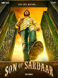 Son Of Sardar 2012 watch online In HD