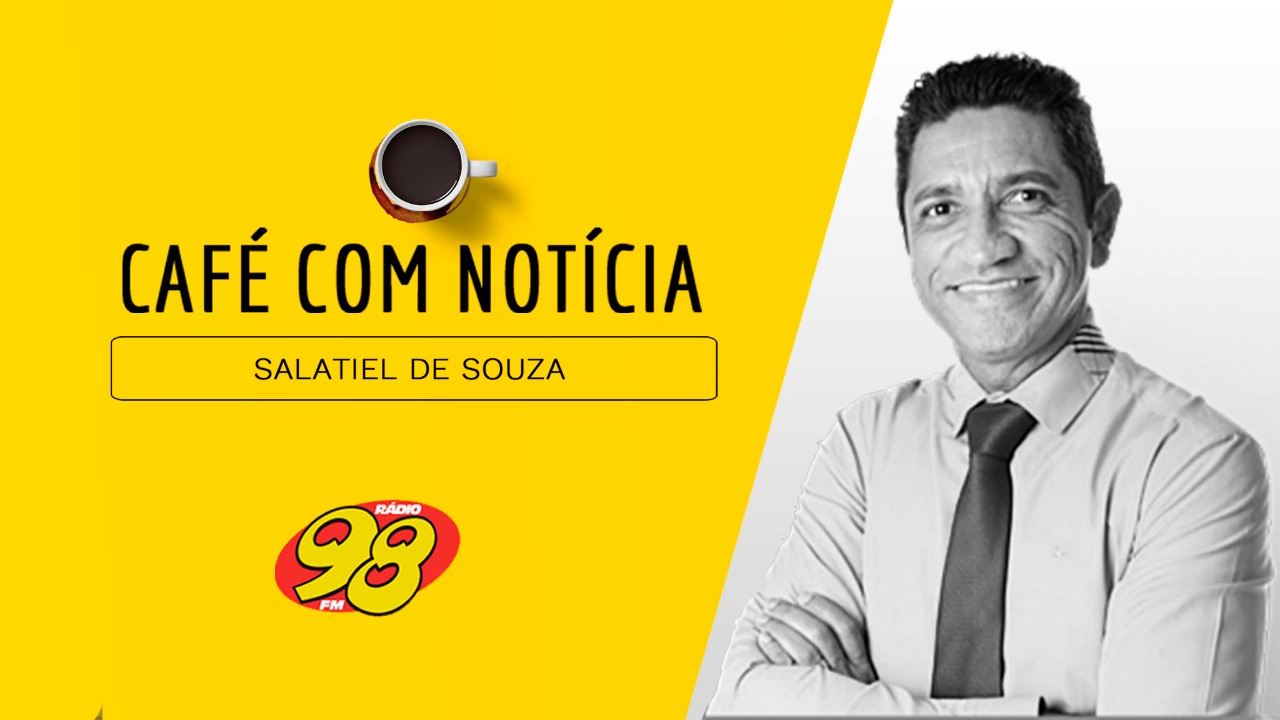 SALATIEL DE SOUZA 98 FM