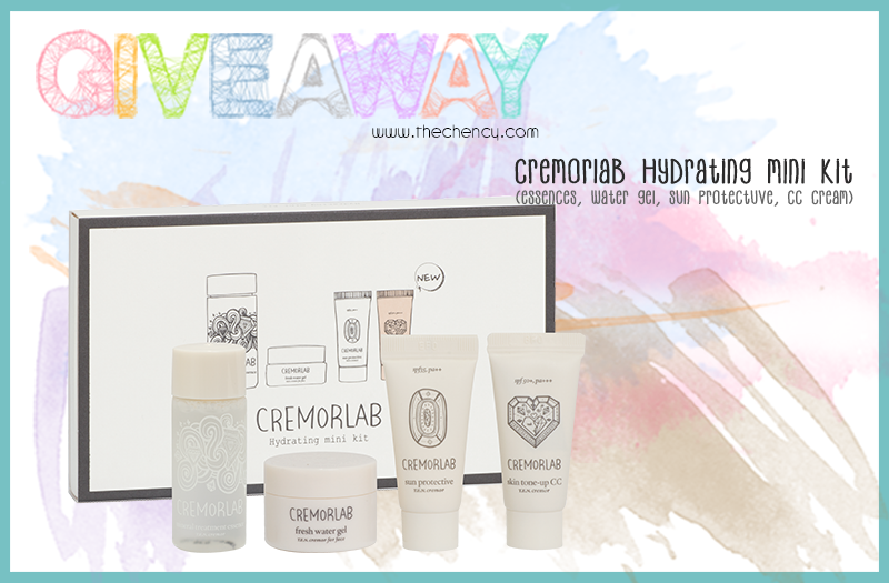 Cc cream giveaway sweepstakes