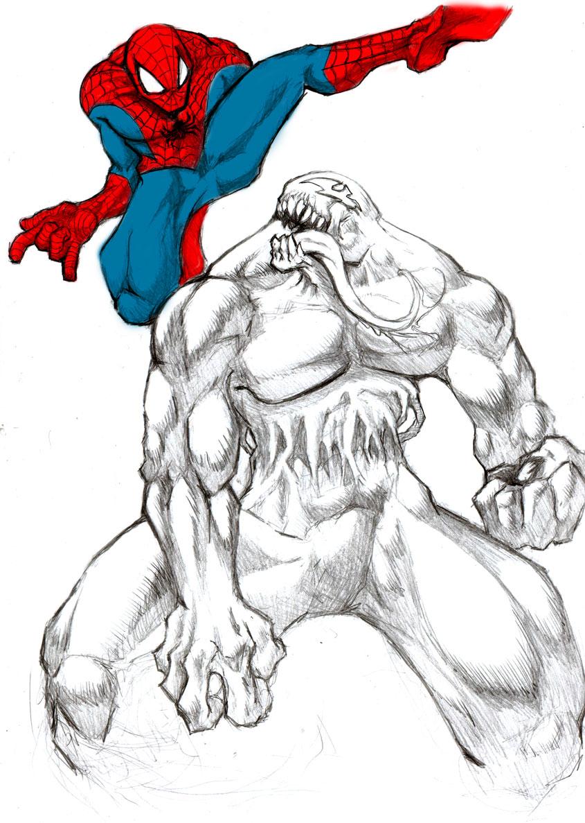 comic book fan art