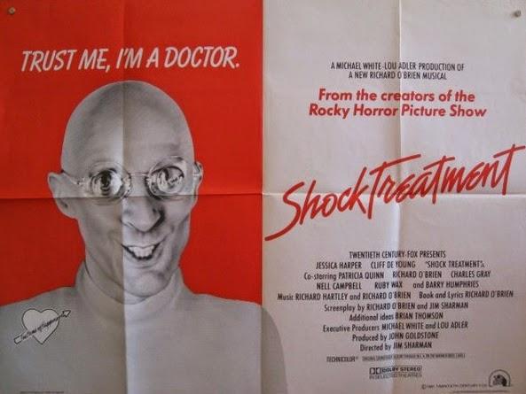 shock treatment dir jim sharman 1981 discreet charms