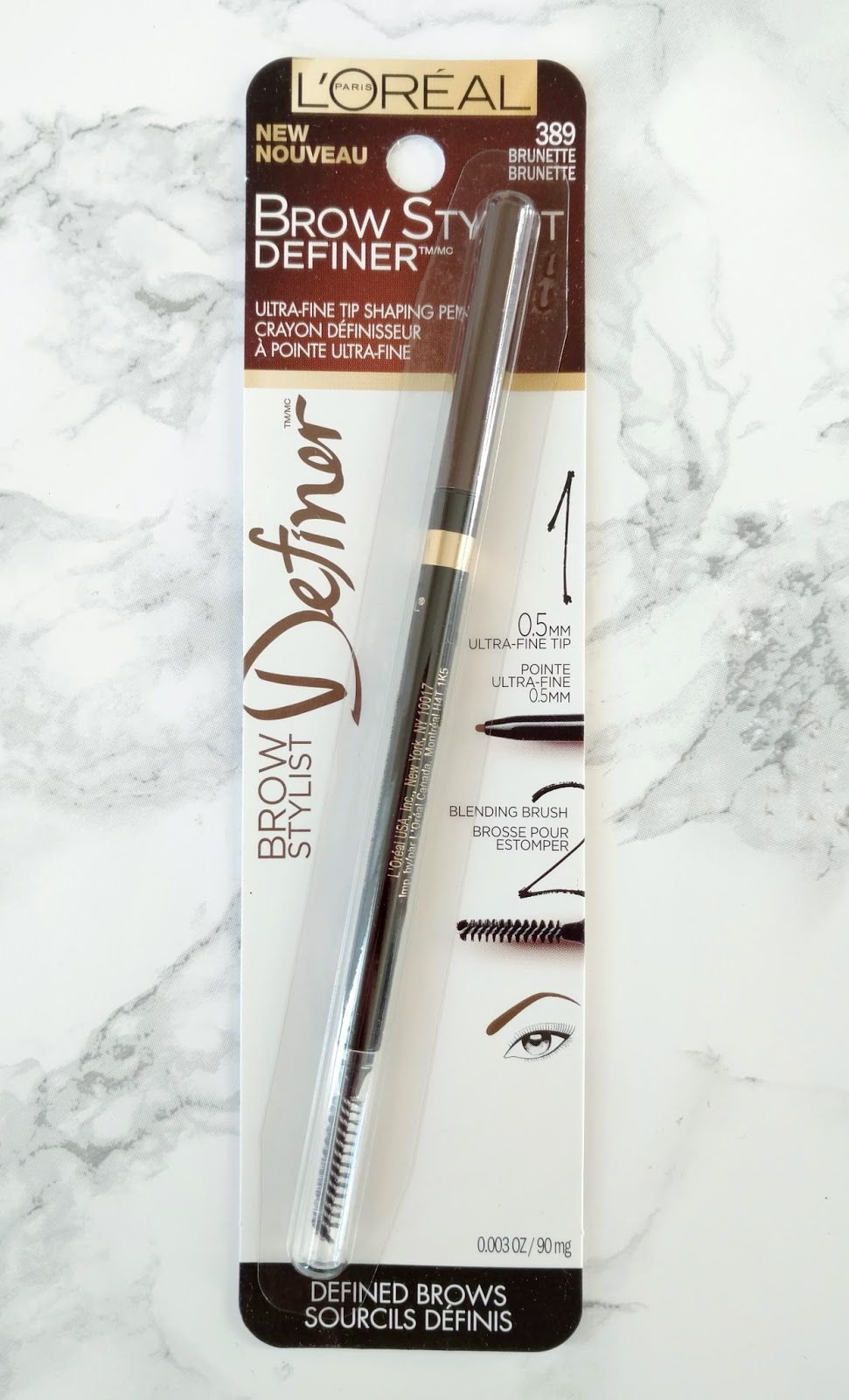 L'Oreal Brow Stylist Definer- Anastasia Brow Wiz Dupe