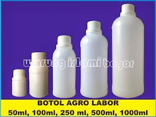 Jual Botol Agro HDPE